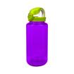 Purple w/ lguana green lid