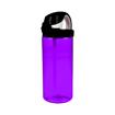 purple with black lid
